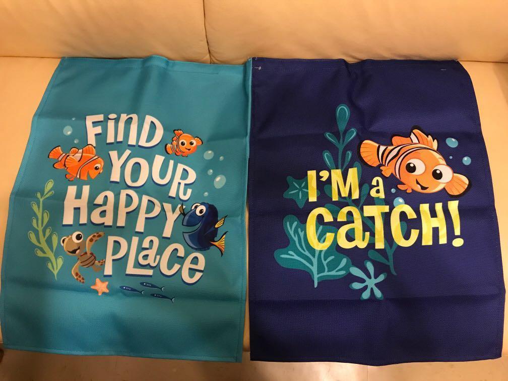 香港迪士尼 Finding Nemo 掛簾