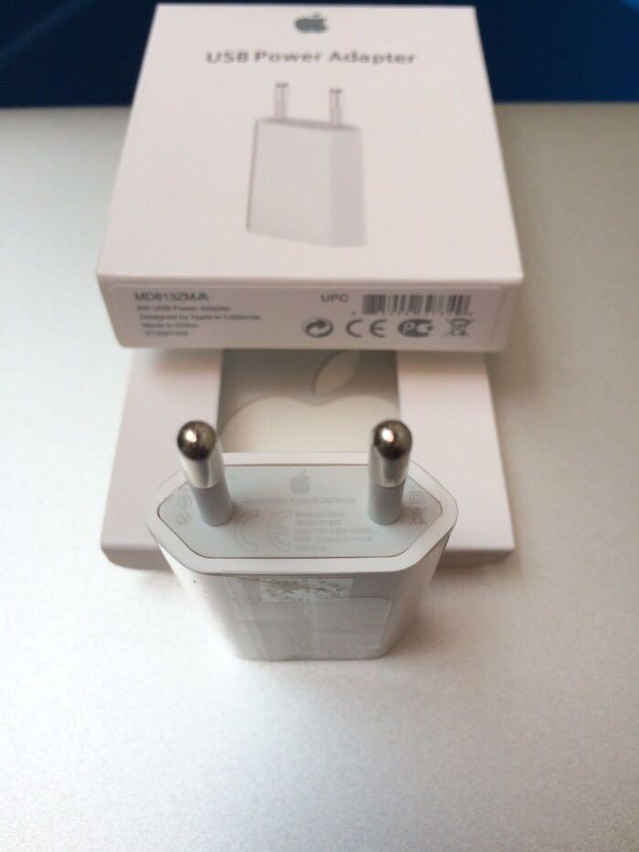 Adaptor charger iphone original