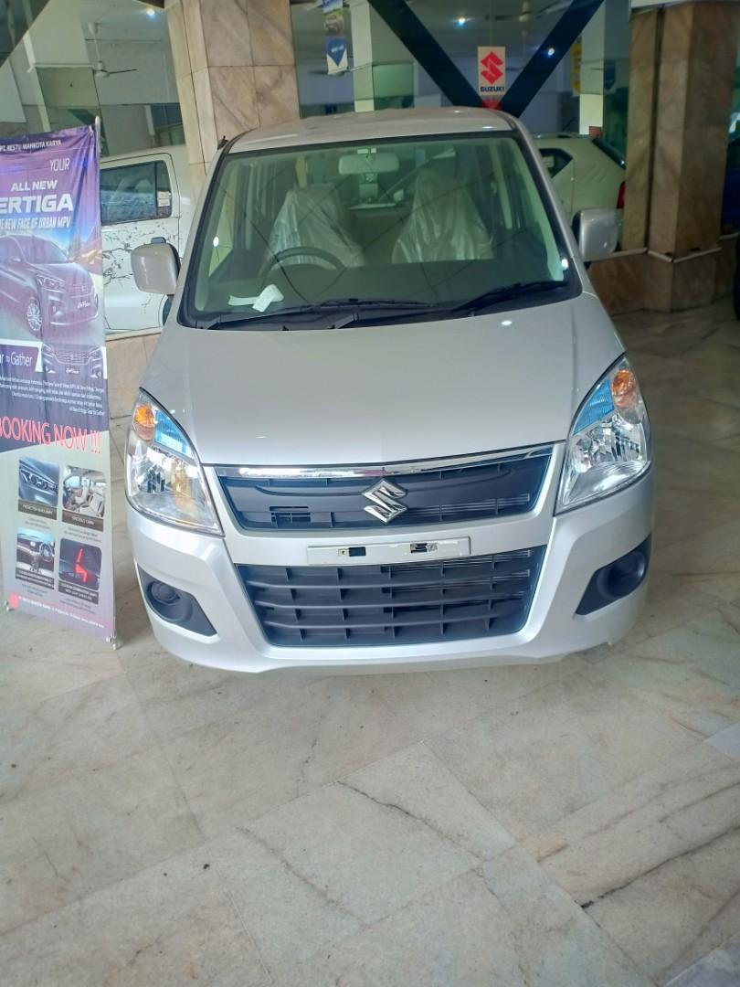 All New Karimun Wagon ( Dp 10jtan / angsuran 2,9an )