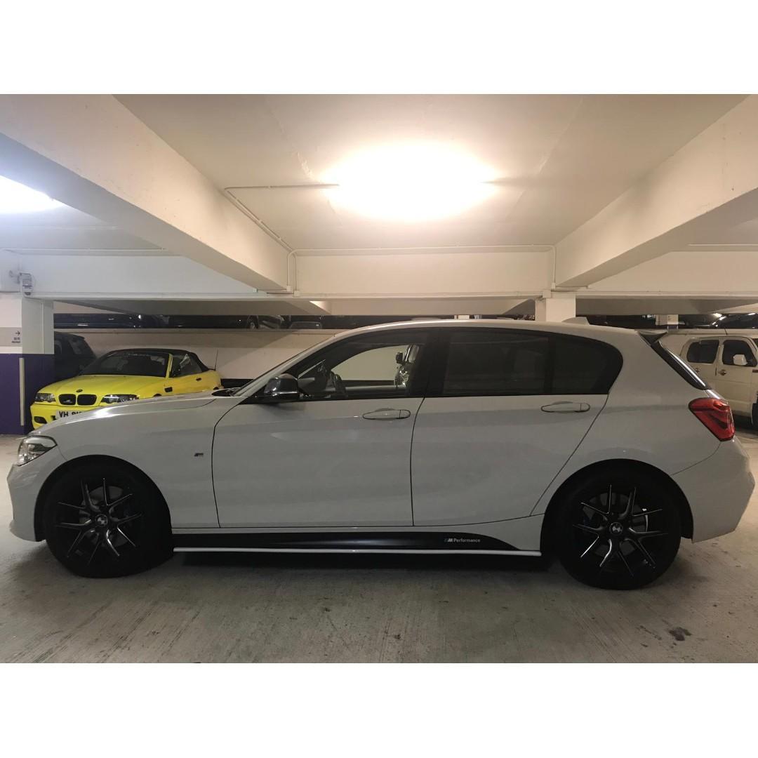 BMW 120I M SPORT EDITION 2015