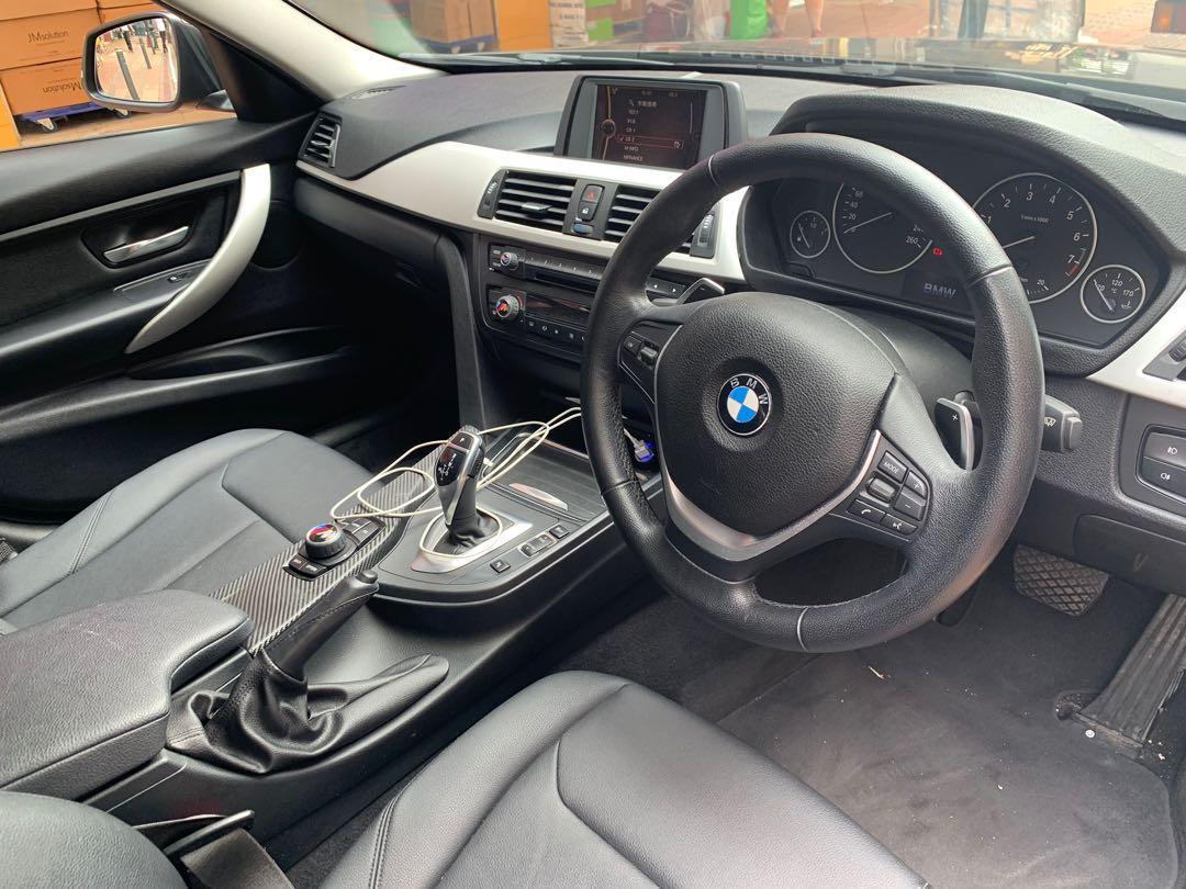 BMW 320I (1991cc)