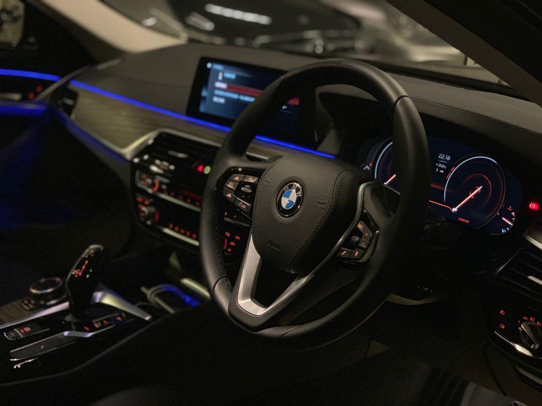 BMW 520I G30 (1997cc) 2018