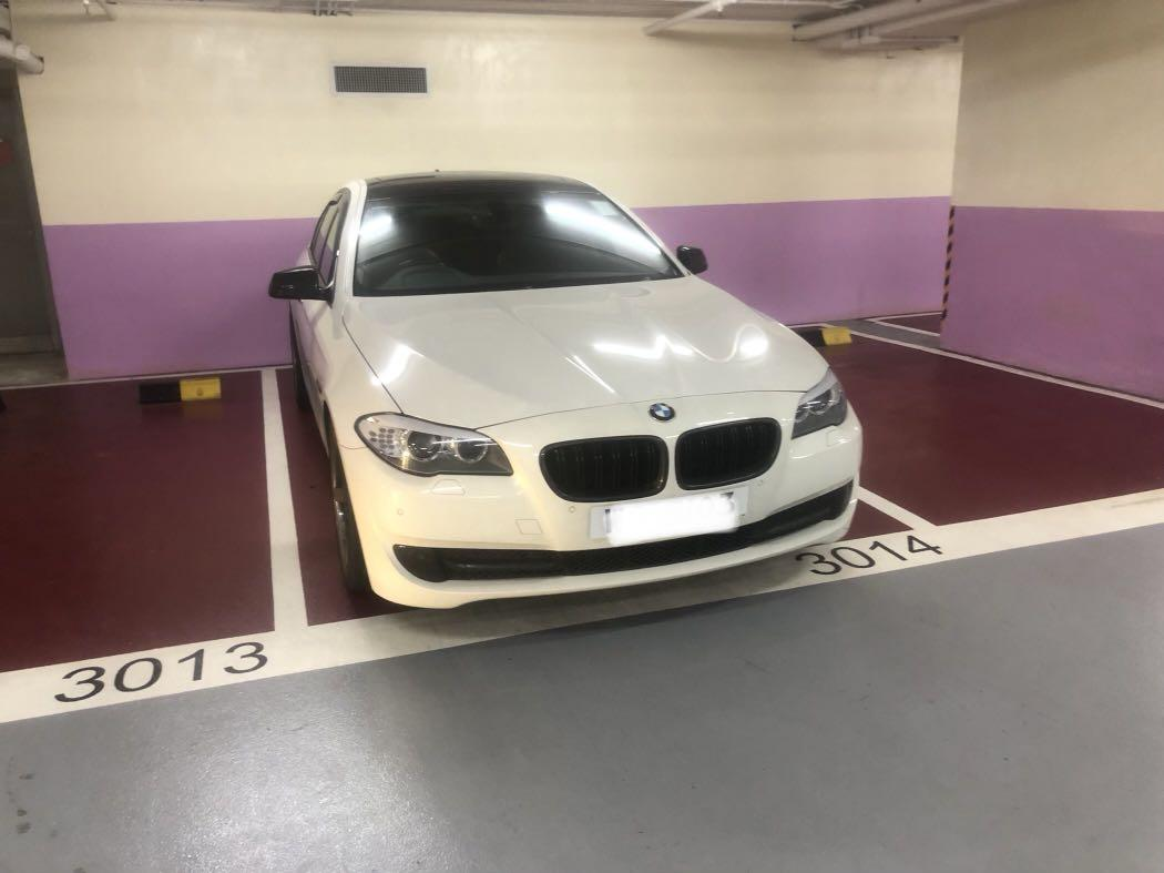 BMW 528I 2012