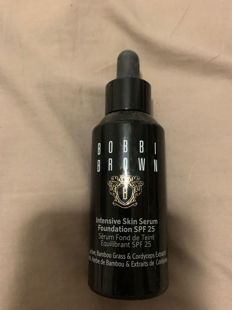 Bobbi brown intensive skin serum foundation spf 25