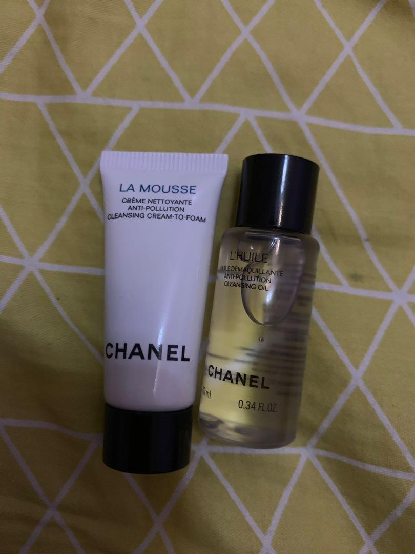 Chanel simple洗面及卸妝油