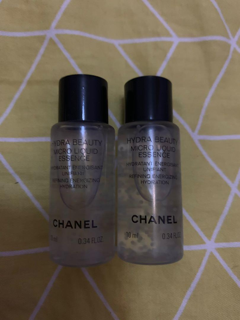 Chanel simple 精華水x2