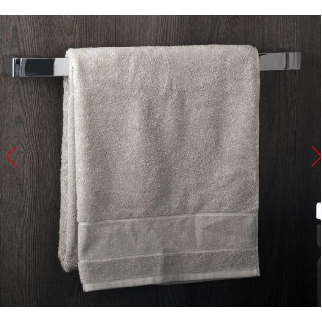 Cosmic Bath Towel Rail 600mm