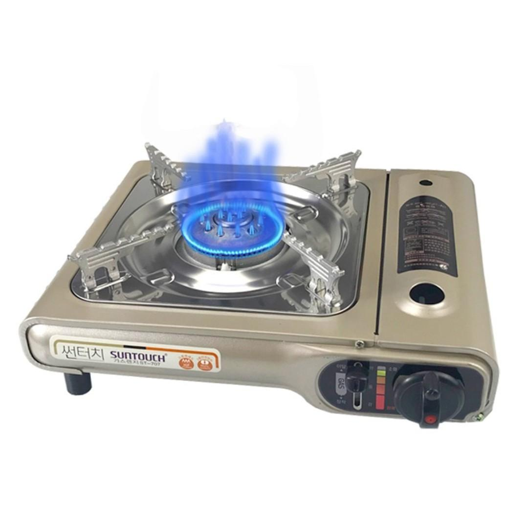 Good Quality Cassette Stove Portable Windproof Barbecue Outdoor Stoves Picnic Gas Stove Picnic Gas Stove