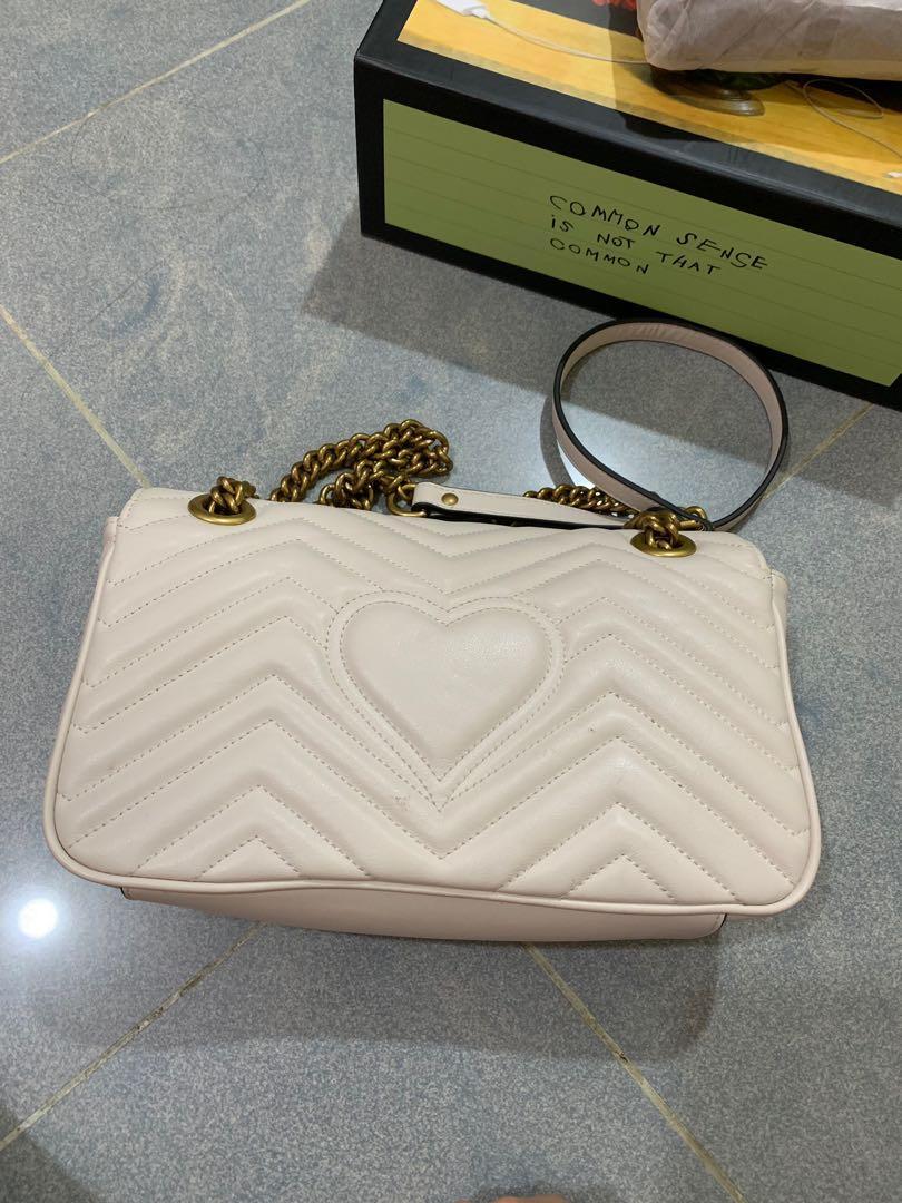 Gucci marmont bag 26cm