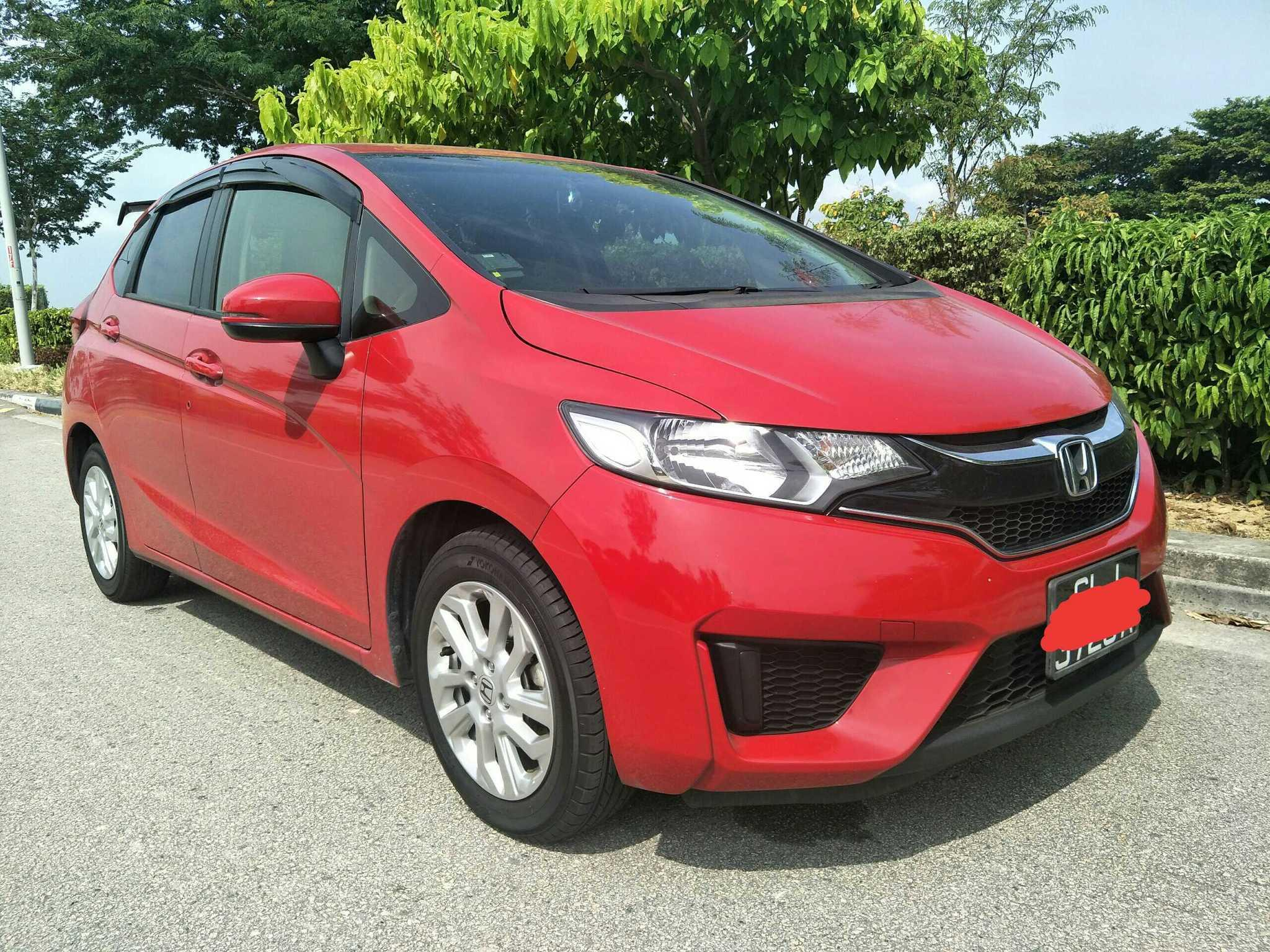 Honda Fit 1.3 Auto G F-Package