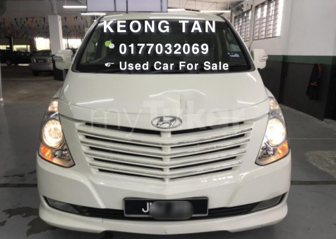 HYUNDAI STAREX 2.5AT TURBO ROYAL 2010TH Cash💰OfferPrice💲Rm47,500 Only‼ LowestPrice In JB‼🎉Interested Call📲0177032069 Keong🤗