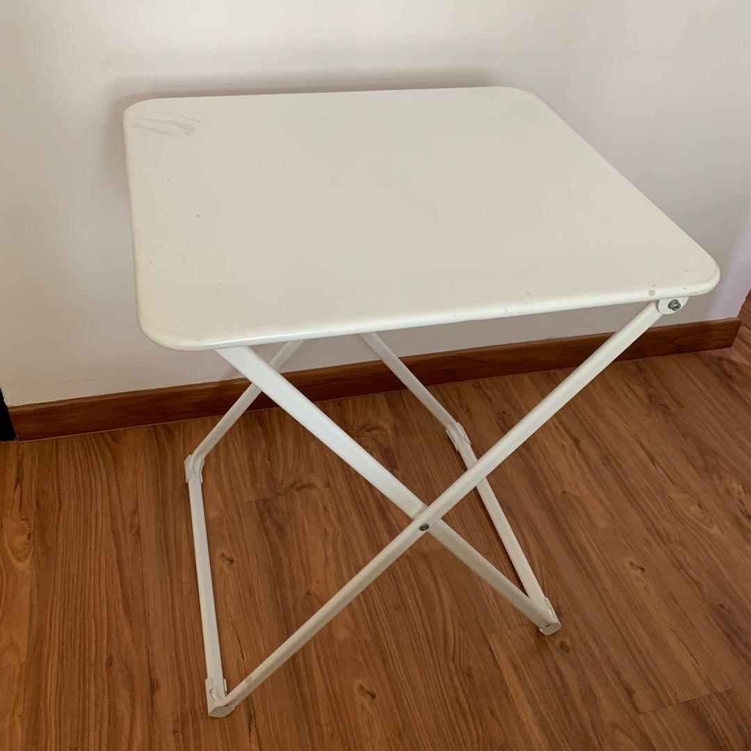 Ikea Haro Foldable Table Furniture Tables Chairs On Carousell