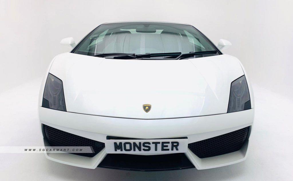 Lamborghini Gallardo LP 560-4 Manual