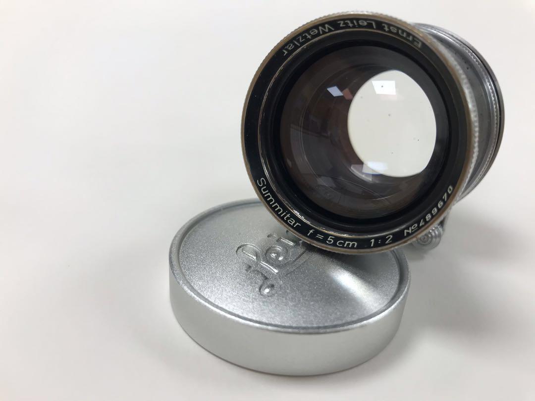 Leica Summitar 5cm/f2
