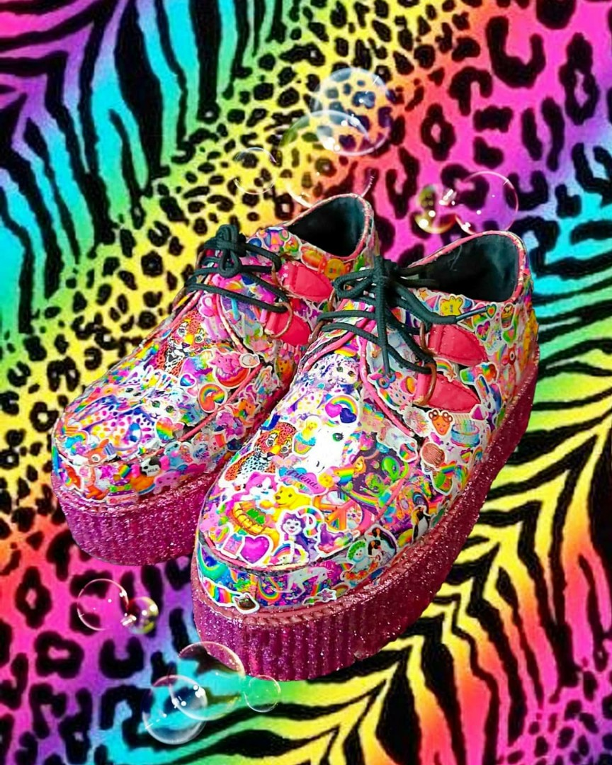 29+ Lisa Frank Shoes Pictures