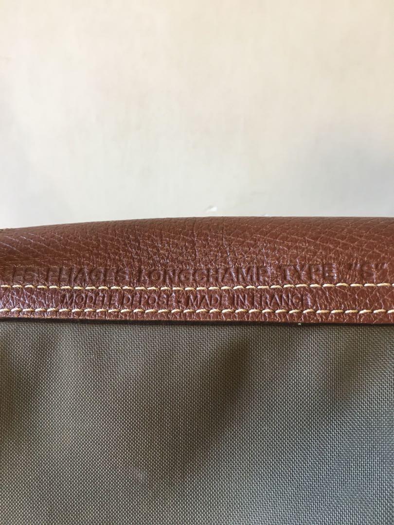 Longchamp bag 平售、環保♻️價👍🏼💋個人認為有9成新,要快出價後SF 站自取、短柄、細袋。❤️👍🏼