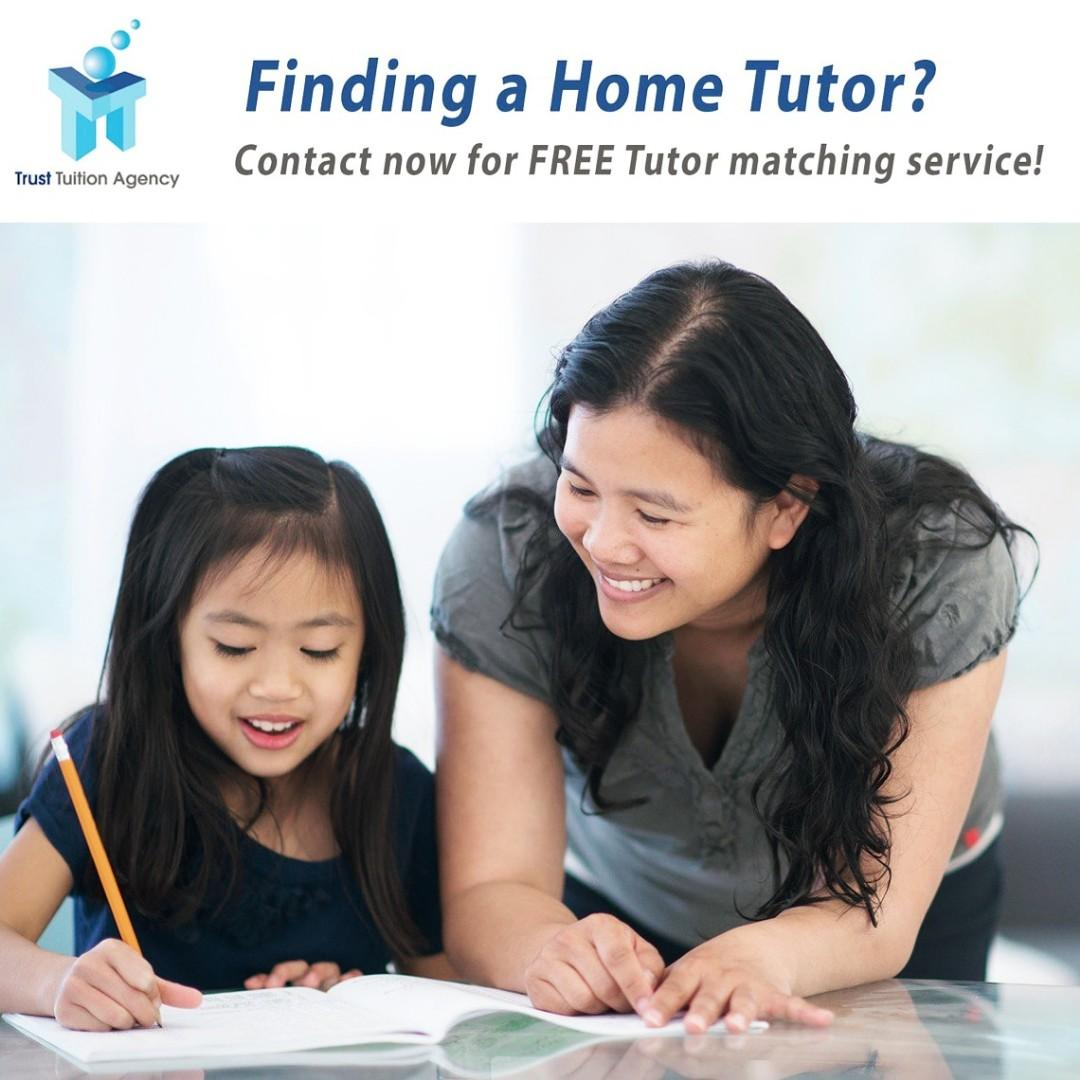 Looking for Home Tutor?