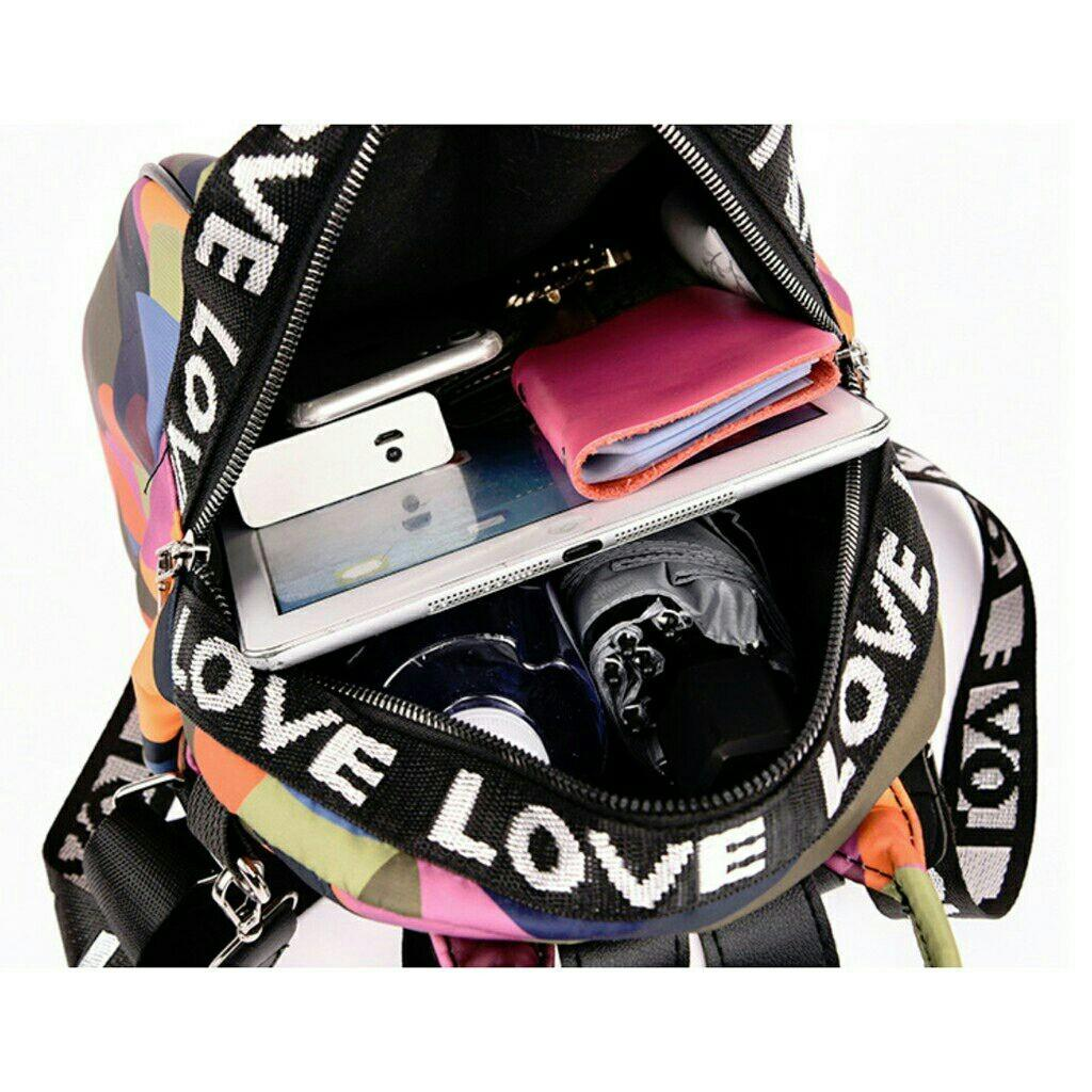 Love Colour Backpack
