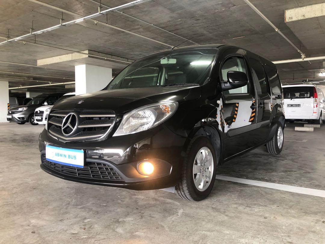 Mercedes-Benz Citan 109 Van Extra-Long 2-Seaters CDI