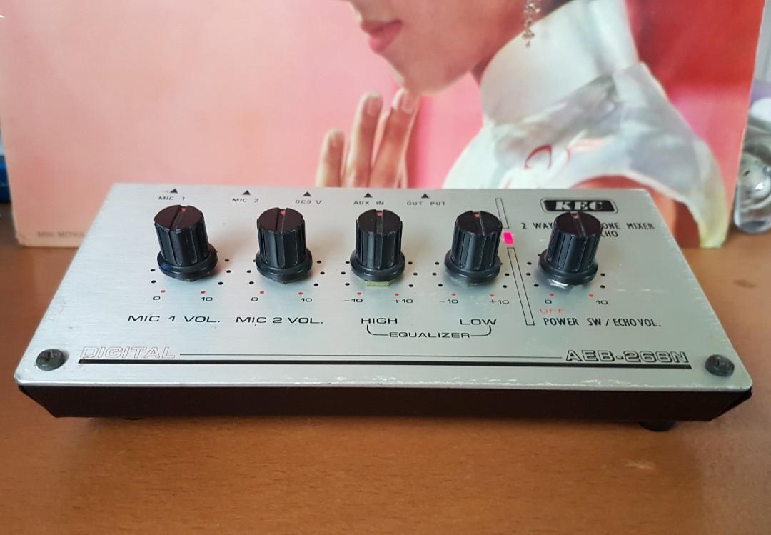 Mini Mixer KEC AEB-268N