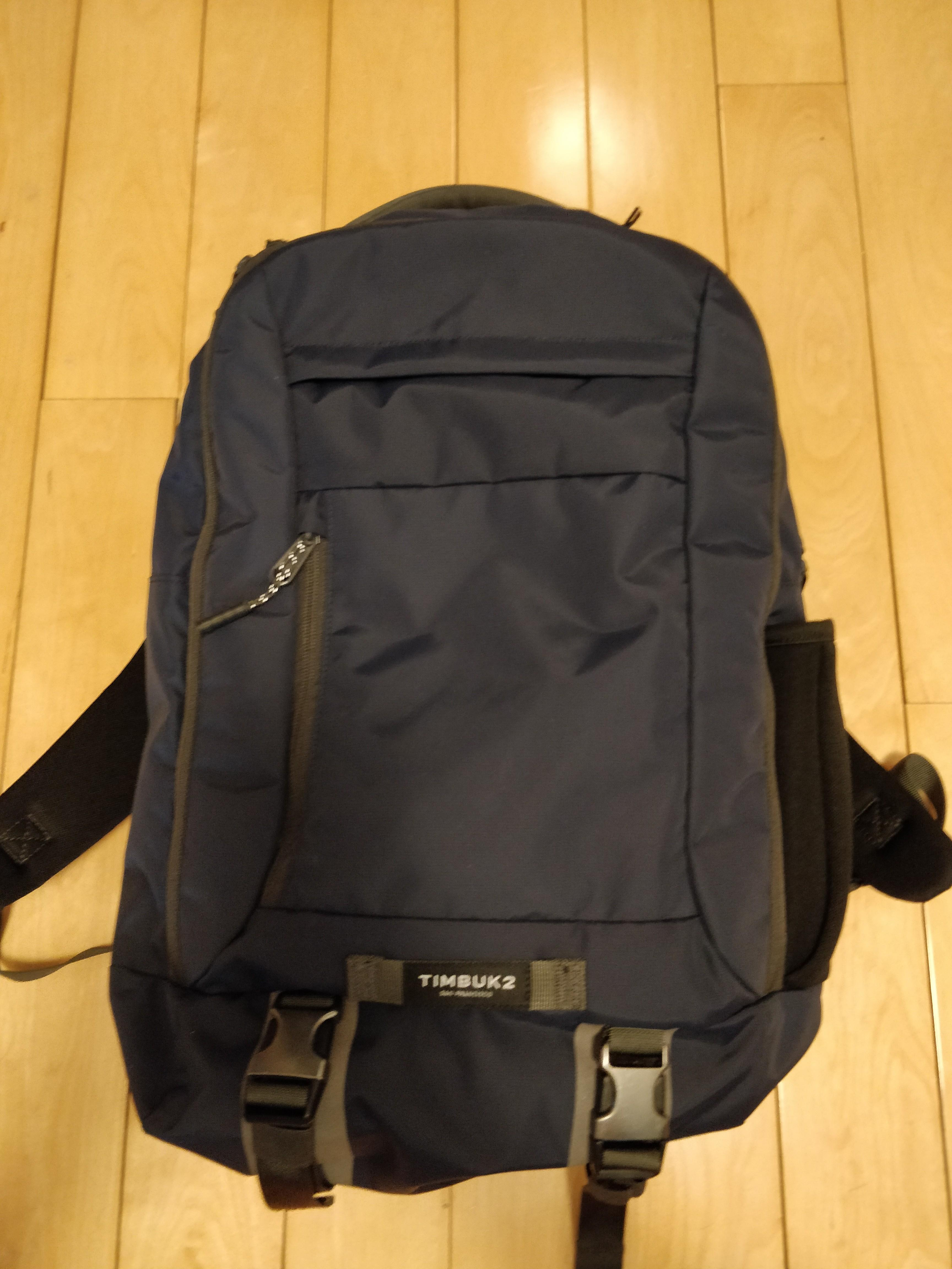 Nautical Blue - New Authority Pack From  Timbuk2
