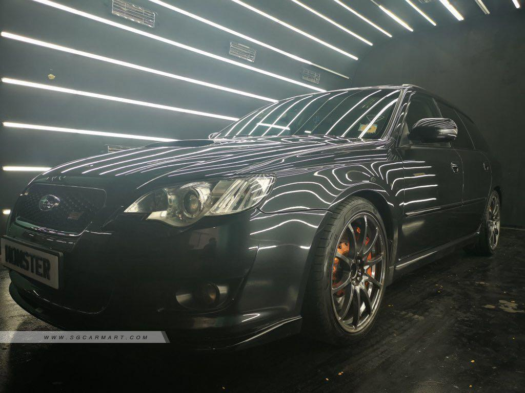 Subaru Legacy 2.5 GT Wagon Auto
