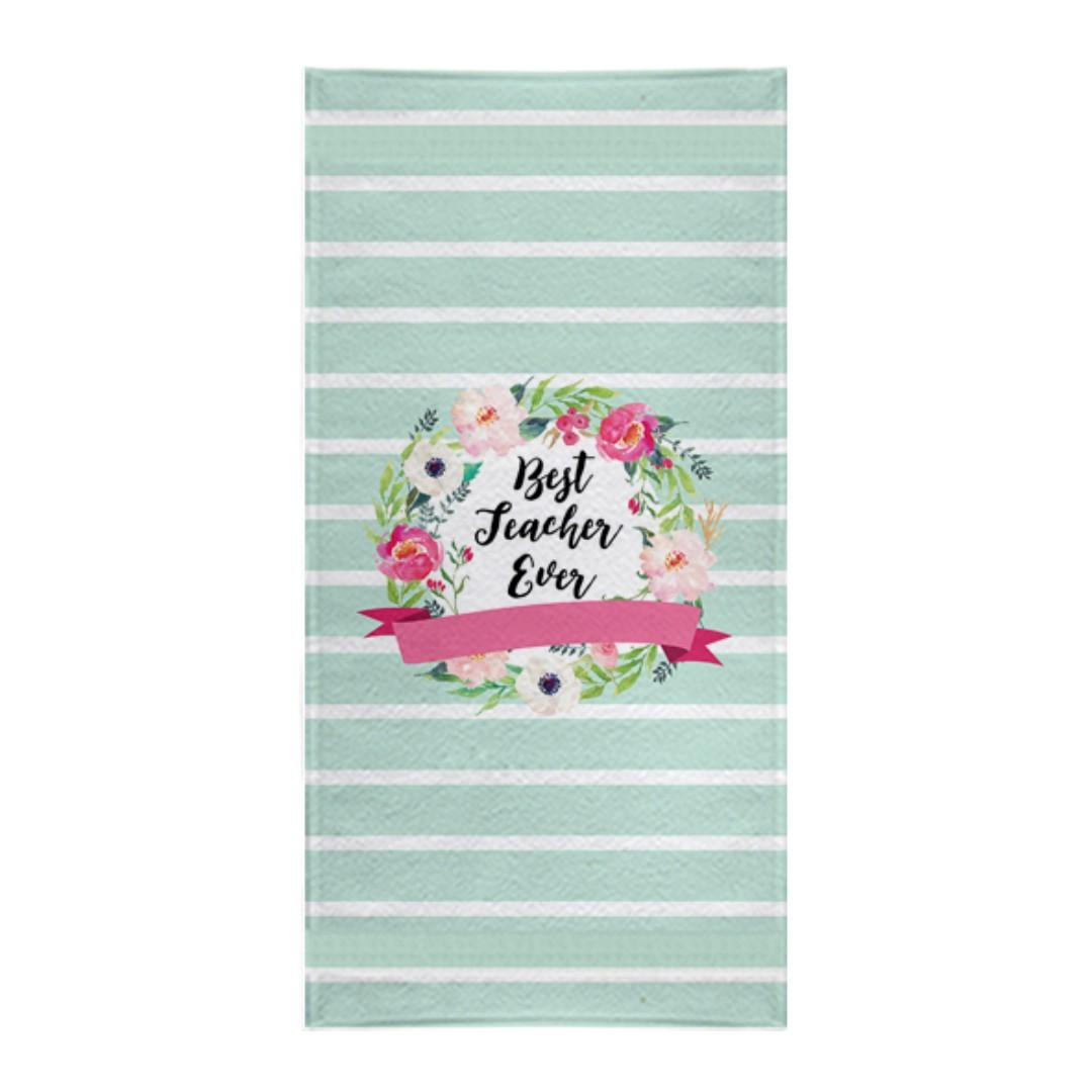 Teachers Day Gift Towel