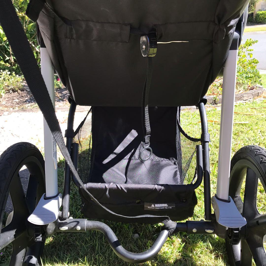 The best All terrain running active JEEP brand pram/stroller