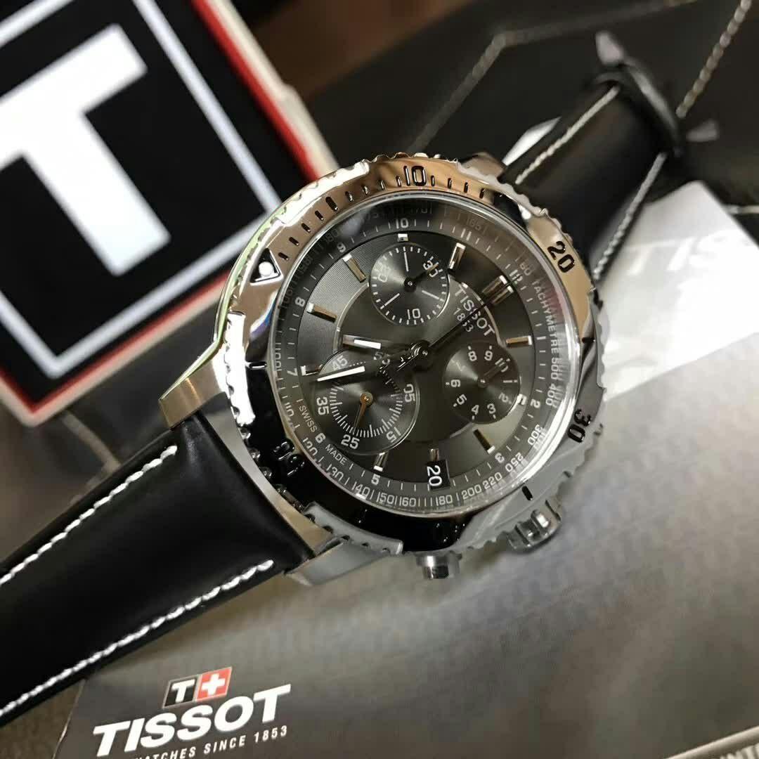 Tissot T-Sport PRS 200 Quartz Chronograph Men's Watch T067.417.16.051.00 (pre-order)