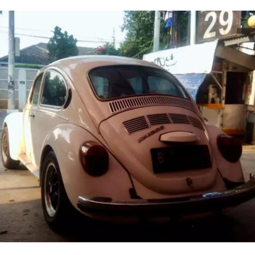 Volkswagen beetle 74