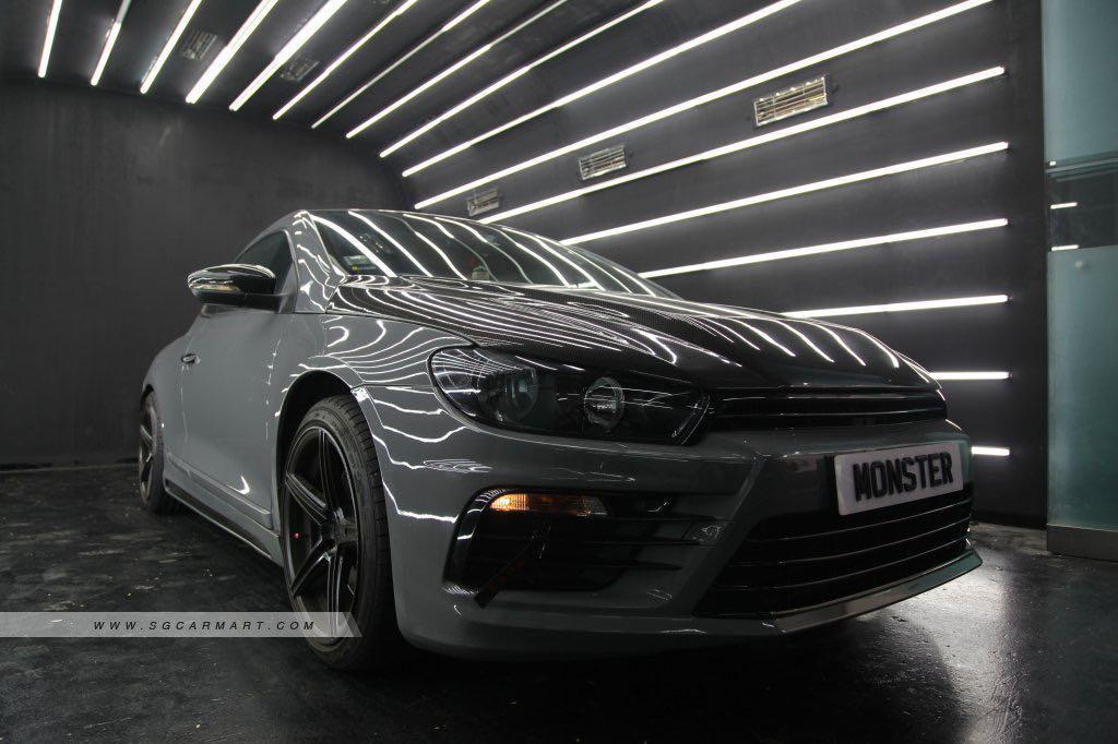 Volkswagen Scirocco Auto 1.4 TSI DSG