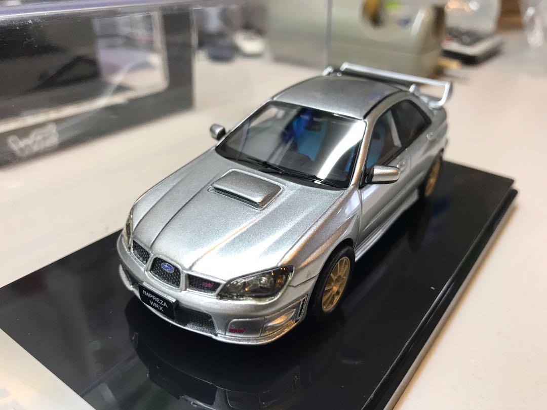 Wits Subaru Impreza WRX STI 2005