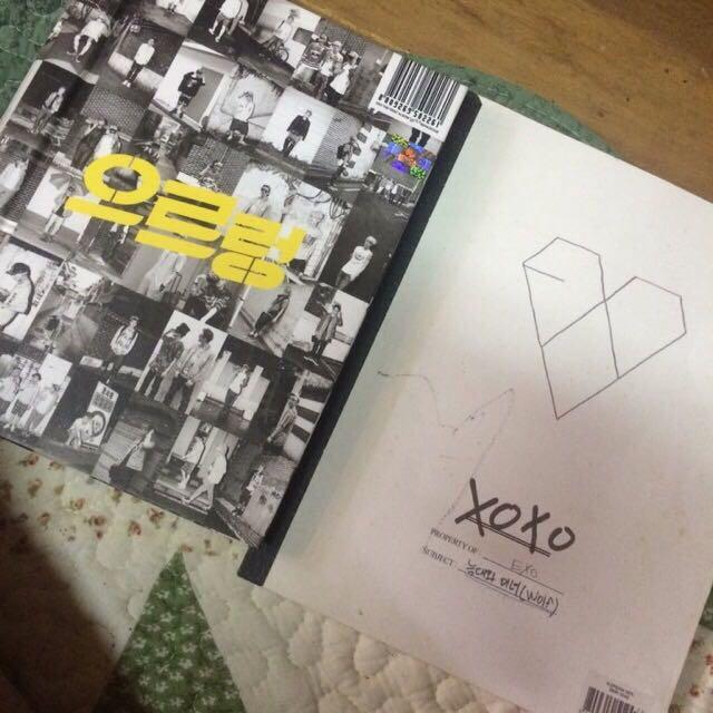 [WTS] EXO XOXO Repackaged Album & EXO Overdose Official Posters (K&M)