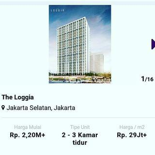The Loggia Jakarta Selatan Apartment