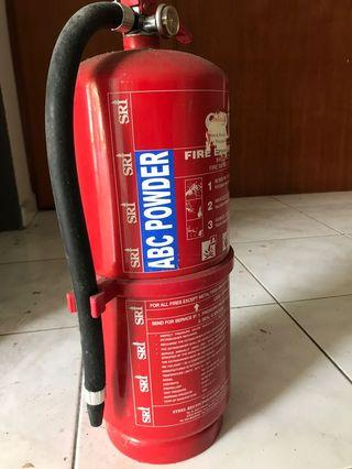 Fire extinguisher ABC POWDER