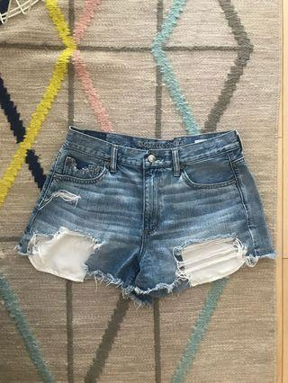 2 pairs of American Eagle shorts - Size 10