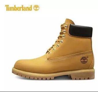 Timberland Icon 6″Premium Boot Wheat Nubuck