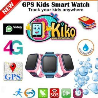 🚚 GPS Kids Smart Watch (Track your kids anywhere) -only blue available