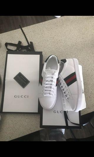 Gucci Ace Shoe size 7.5