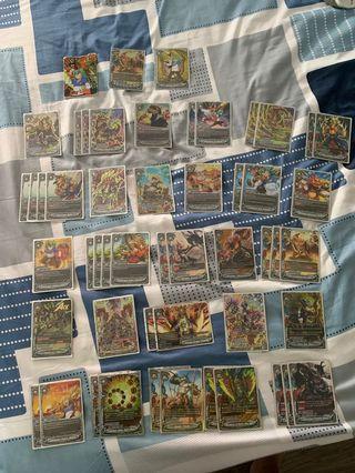 Link dragon order deck