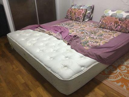 Sealy King mattress