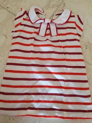 mini cottonink dress