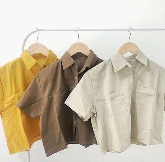 Double Pocket Shirts