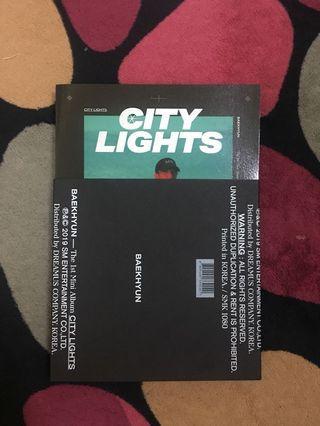 Baekhyun ' City Lights ' Night Ver