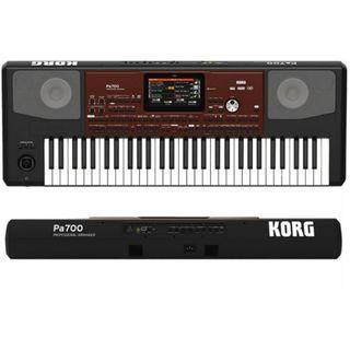 [免運可分期]Korg PA700 專業編曲伴奏琴 音樂工作站 原廠公司貨 二年保固