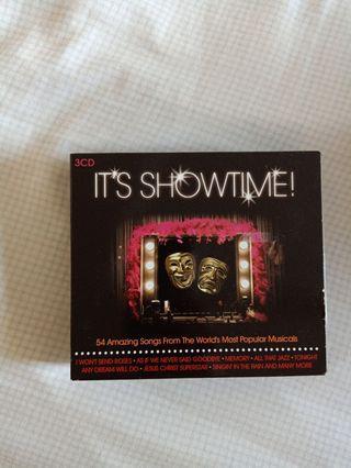 CD Lagu Broadway