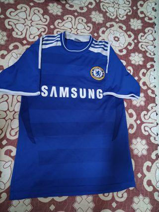 Chelsea Jersey Girl's Cutting