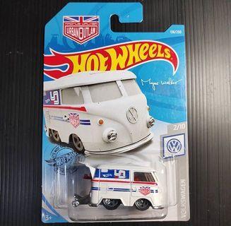 Hot Wheels kool kombi