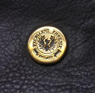 excellent phoenix england 義大利製造皮革手提包 #恭喜旋轉7歲囉!