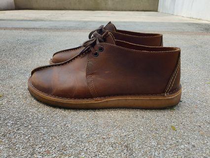 Clarks Desert Trek Boots Beeswax